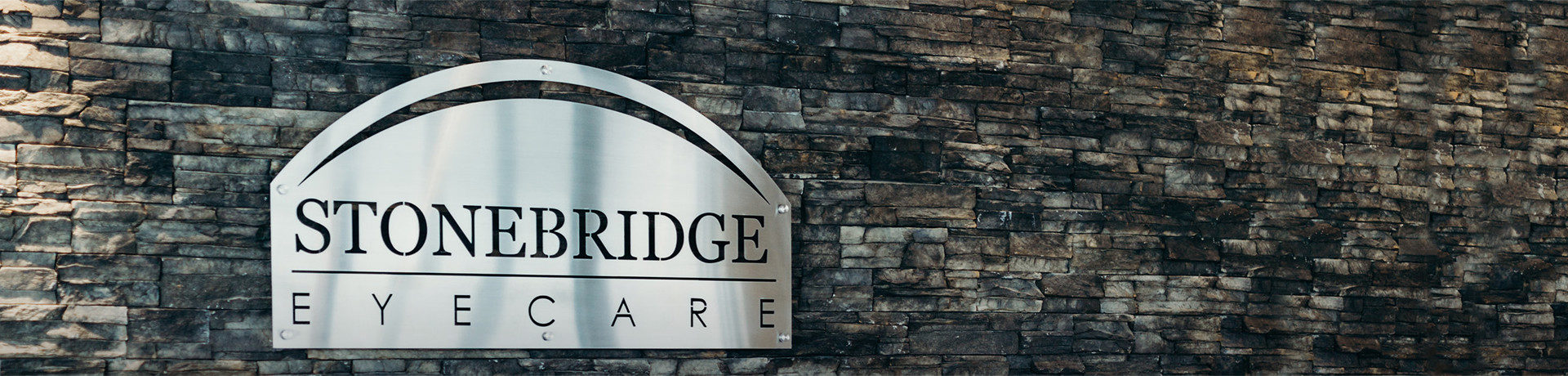 Image of Stonebridge Eyecare Sign